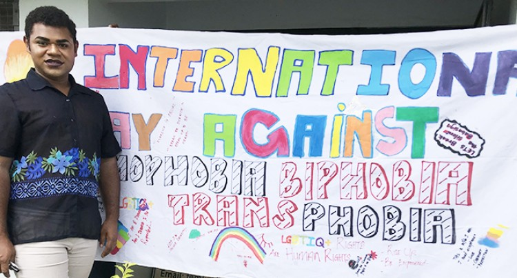 Labasa's Gay Community Creates Own Space, House Of Colours