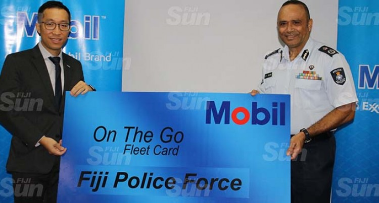 Mobil Fuels Ministry, Police Work