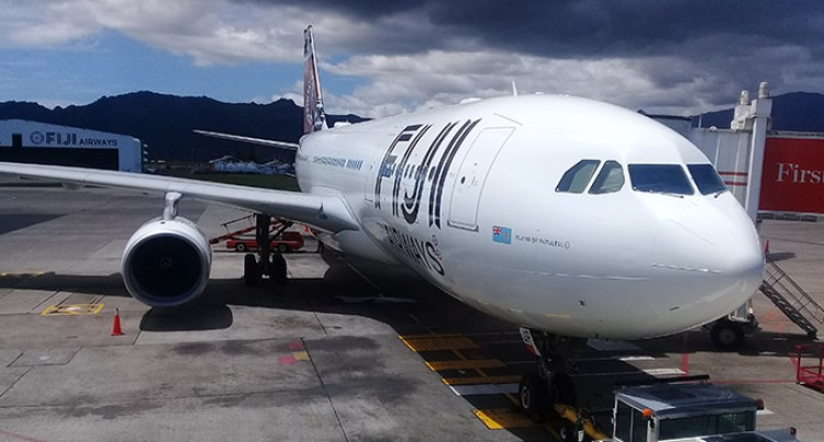Fiji Airways Not Alone In Struggle