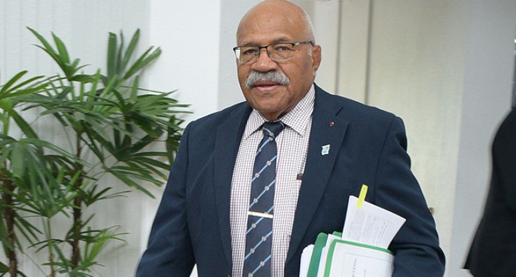 Confusion: Sitiveni Rabuka Leads In Parliament, For Now