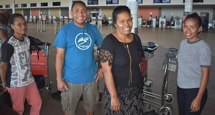 Solomon Islands High Commission Thanks Government For Returning Citizens