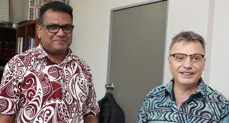 Bilateral Engagements Enhanced Between Fiji And France