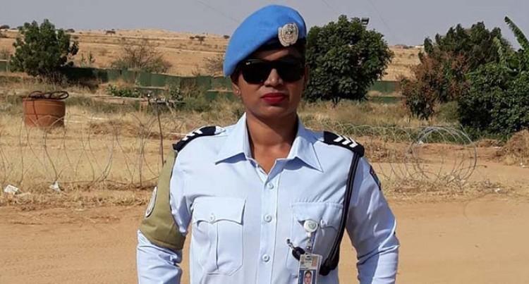 Sergeant Devi Awarded In Sudan