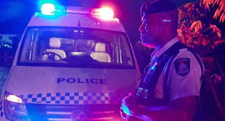 Five Curfew Arrests Made Last Night