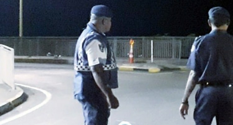 Two Arrests For Breach Of Curfew Restrictions In North, South