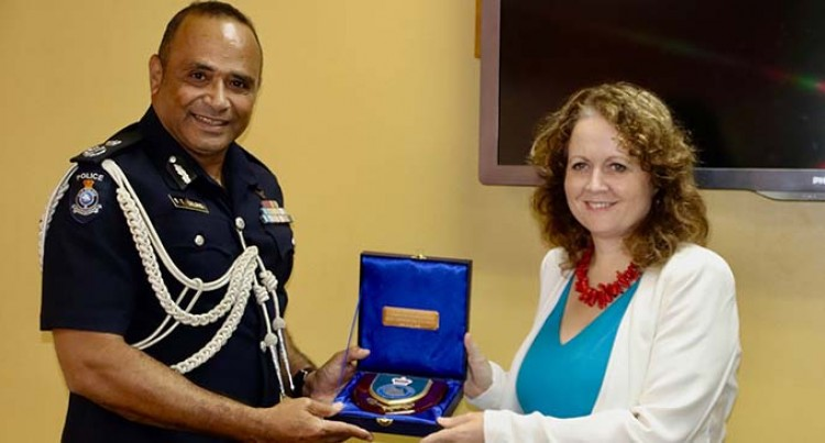 Hopkins Wraps Up Her Four Year Tenure In Fiji