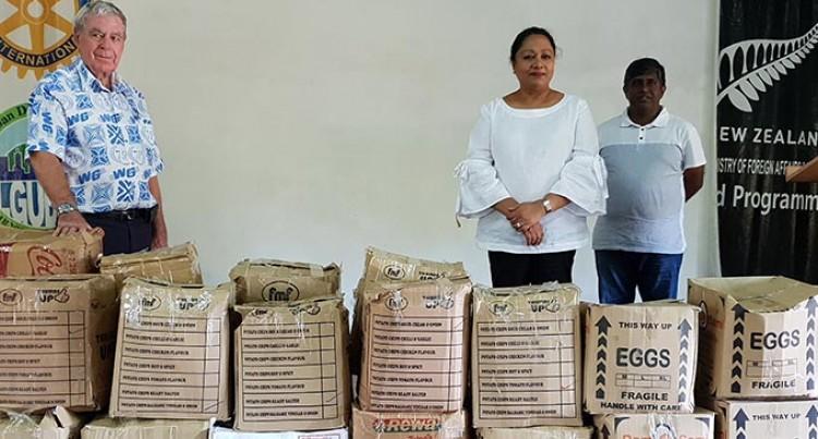 Koroipita Families Benefit From Food Bank