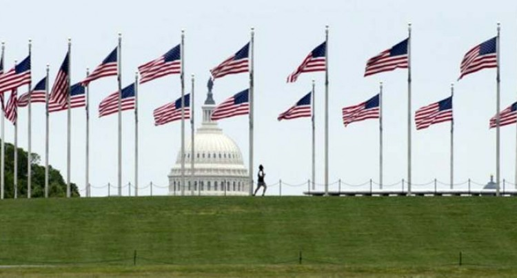 National Pride In U.S. Falls To Record Low: Gallup