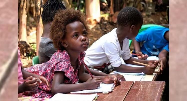 Ugandan Teacher Volunteers To Teach Children In Local Community Amid COVID-19 Lockdown