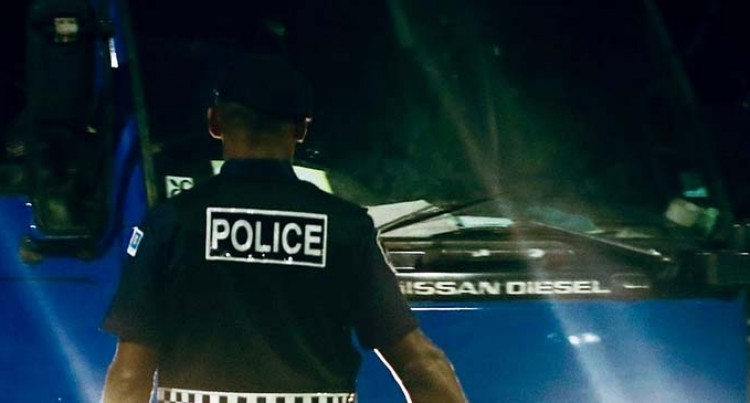 Female Officer Arrested Drunk While On Duty At Checkpoint Amid Nine Arrests