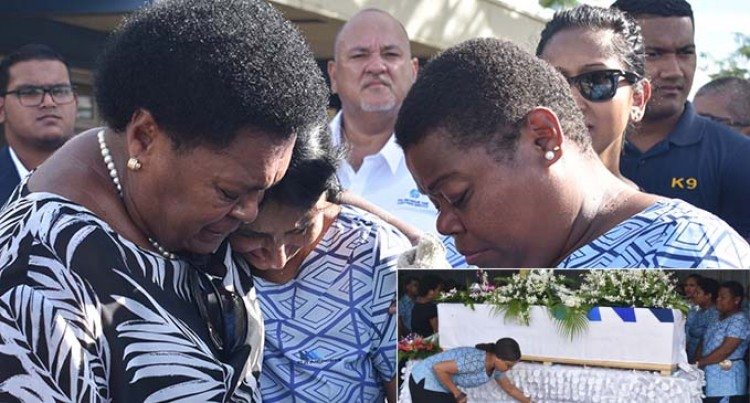 Fiji Airports Chief Executive Laid To Rest