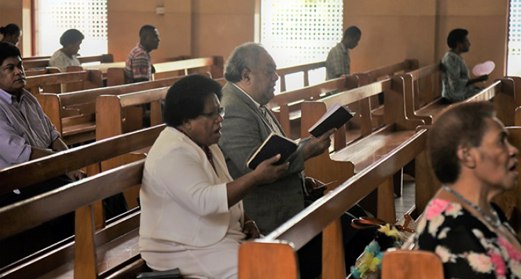 Churches Adapt To New Normal