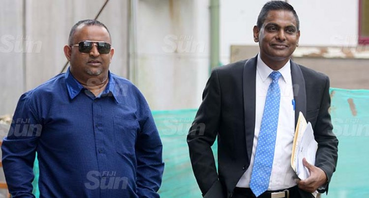 FijiFirst Party Awaits Court Decision On Rohit Sharma