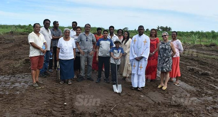 Chaudhrys Help St Vincent de Paul Build Age Care Home In Nadi