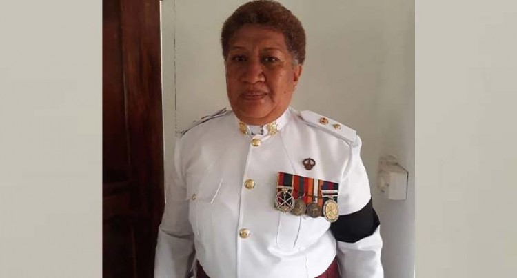 One Of Fiji's First Female RFMF Officers Dies At 53