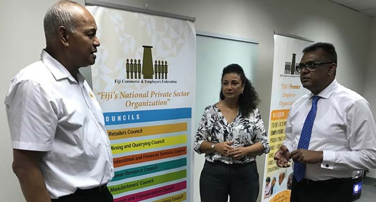 Immigration Consults Employers Federation On Review Of Policies
