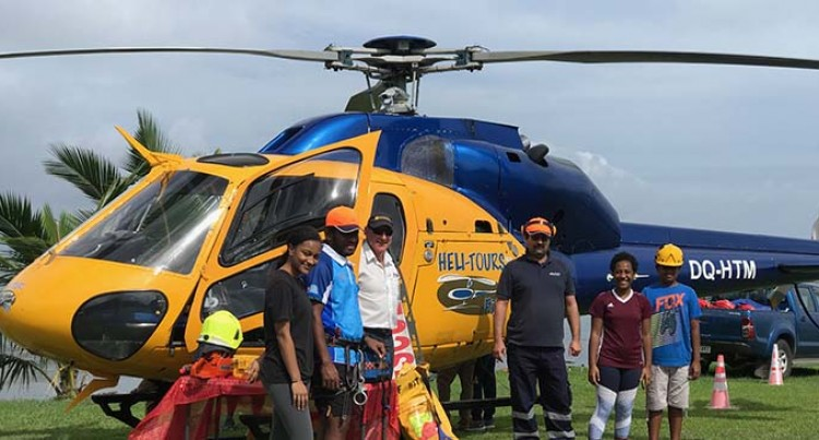 Let's Go Local: Experience A Helicopter Joy Ride, View Developed Suva