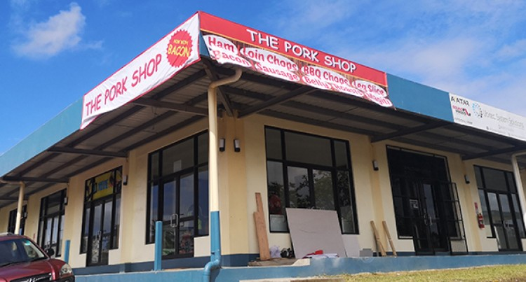 The Vuda Pork Shop Now In Suva