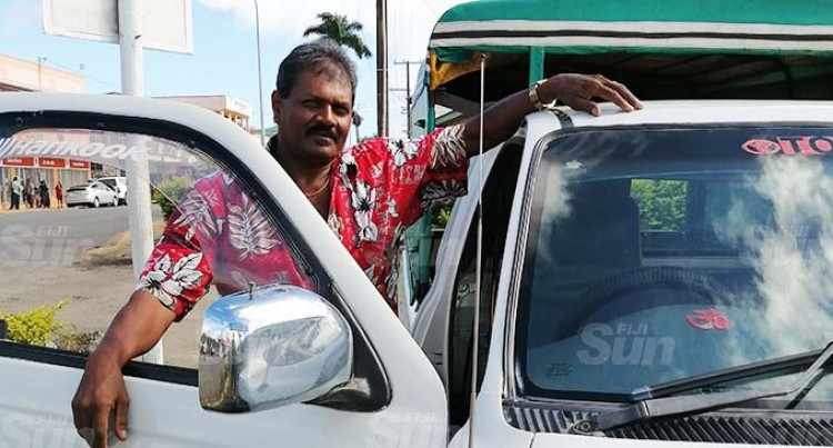 Former Farmer, Security Guard Drives Truck for A Living