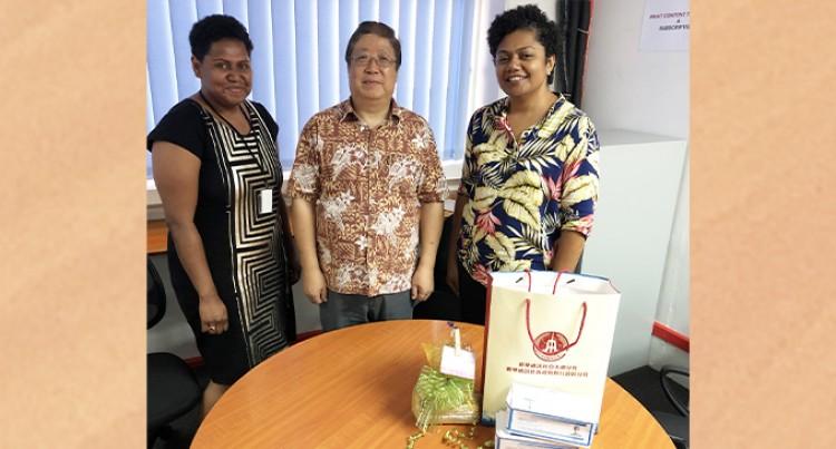 Xinhua Helps Fiji Sun Staff