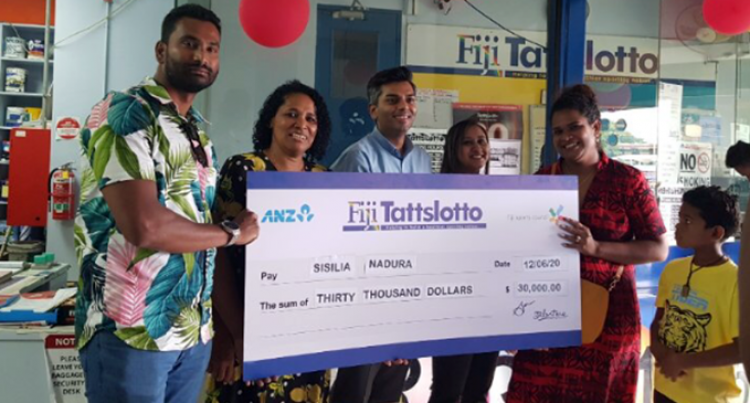Sisilia Scratches To Get $30K Prize