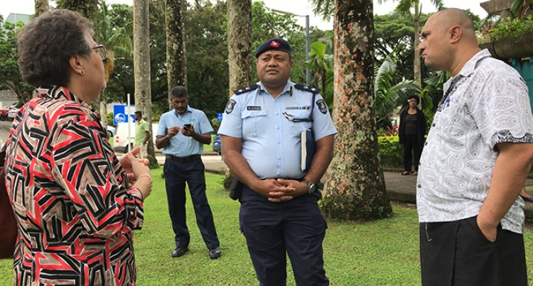 Fiji Police Probe Two University Of the South Pacific Staff