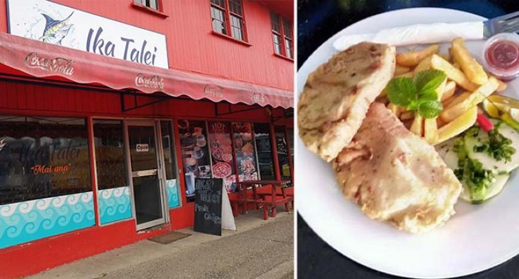 Ika Talei Opens Again with Samabula Fish And Chips