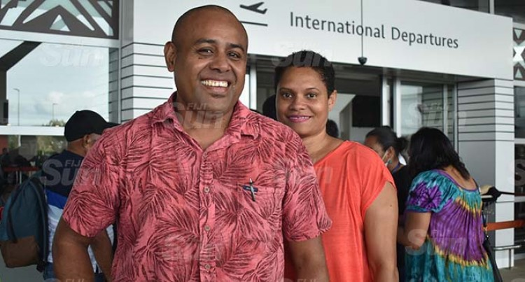 Fijian Pilot Leaves For PNG Job After Being Stranded For Four Months