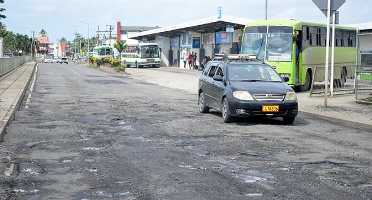 FRA To Rehabilitate And Not Fully Repair Roads