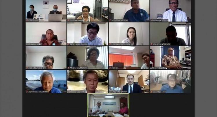 MSG Secretariat And JICA Discuss Memorandum Of Cooperation