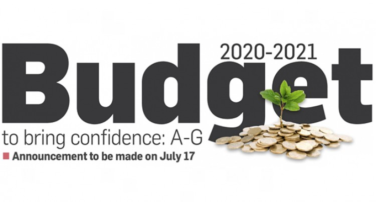 Announcement Of 2020-21 Budget Set For July 17