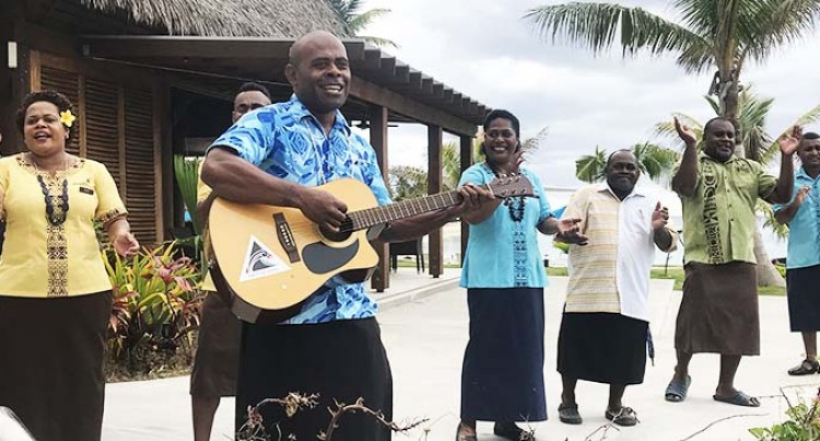 Music In The Air As Plantation Reopens