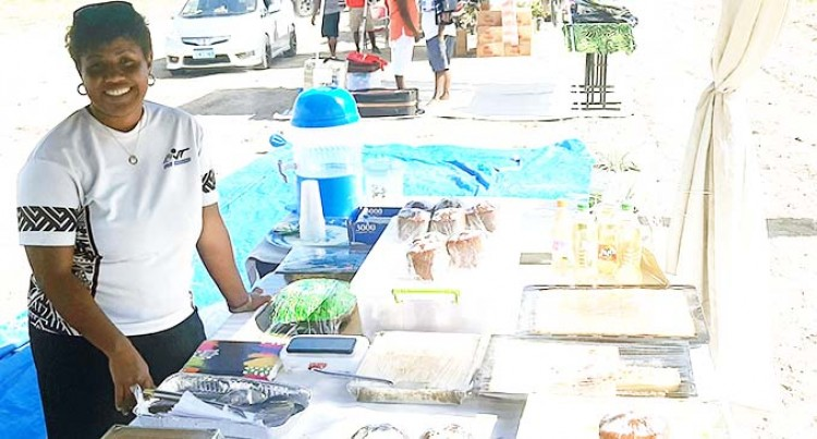 Navutu Flea Market Brings In Steady Income For Vendors