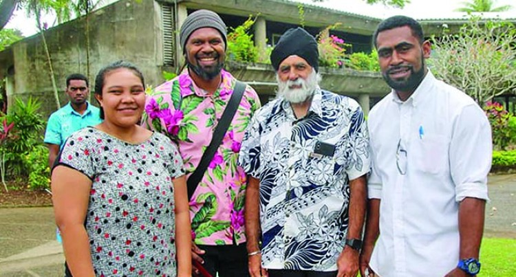 Professor Ahluwalia Delighted To Be Back At Work