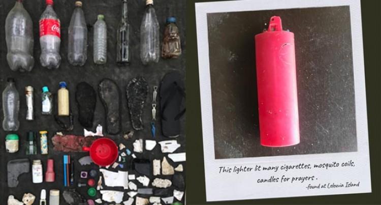 Poet Sipeli Transforms Trash To Beautiful Art