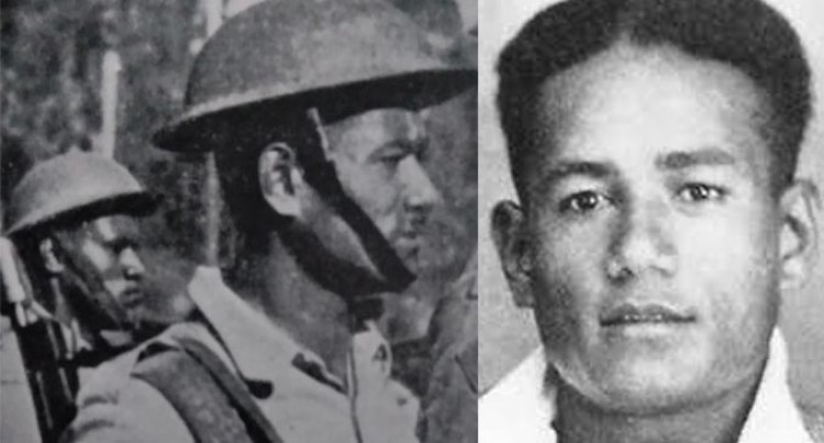 One Of Fiji's True Heroes Who Made The Ultimate Sacrifice For The Cause Of Our Freedom