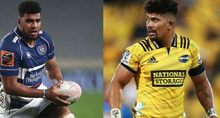 Battle Of The No.8 – Sotutu v Savea