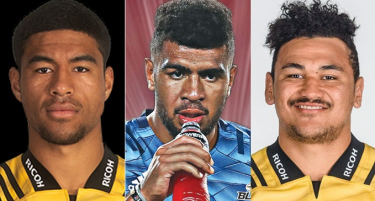 Super Rugby Aotearoa: Following Their Father's Footsteps