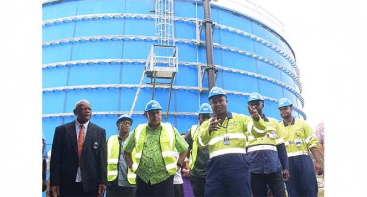 $20M Water Treatment Plant Benefits 3000 Plus In Tailevu
