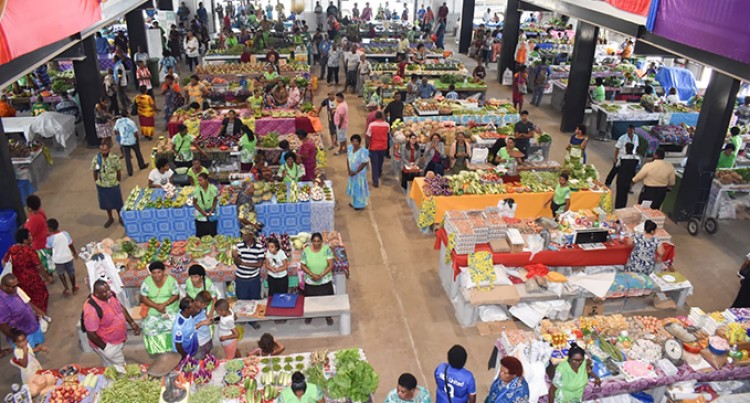 New Market Empowers Women: Bainimarama