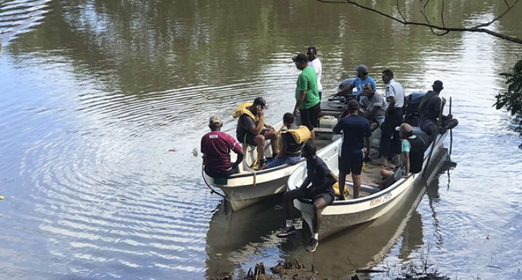 Search Underway In Labasa For Missing Fisherman