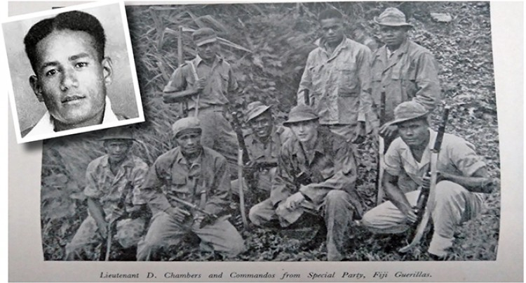 The Fiji Infantry Regiment Operations In World War II