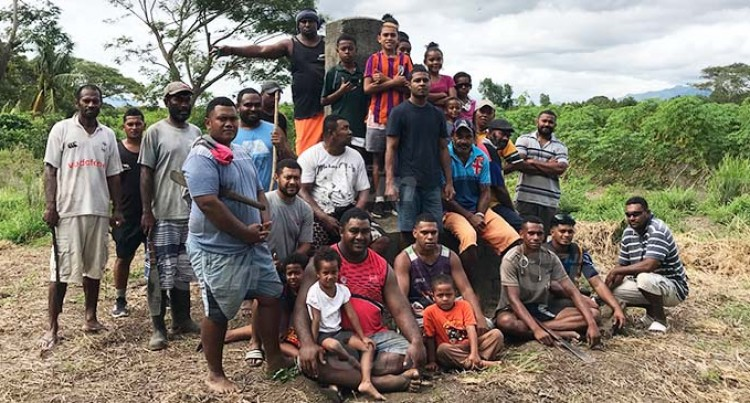 Yavusa Nadi Youths Cultivate Land Together