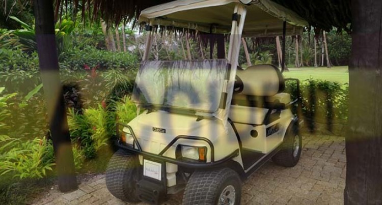 Golf Cart Accident On Private Island Kills One
