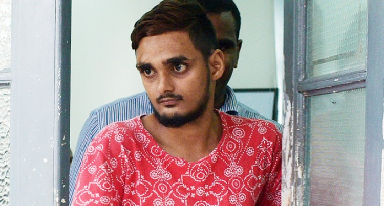 Court Denies Bail For Man Charged With Sacrilege