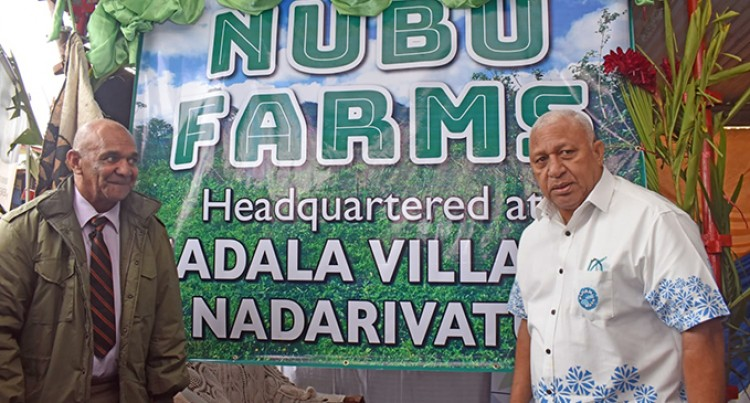 42 Farmers Benefit From Nubu Farm Project