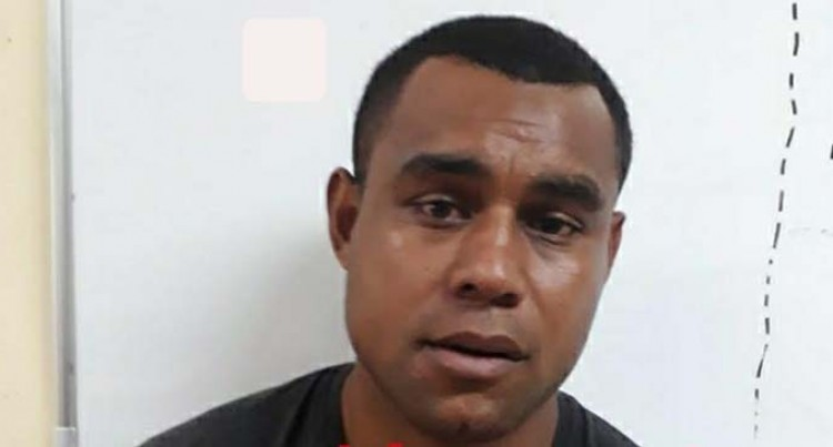 Escapee Nakarawa Arrested At Votualevu, Nadi