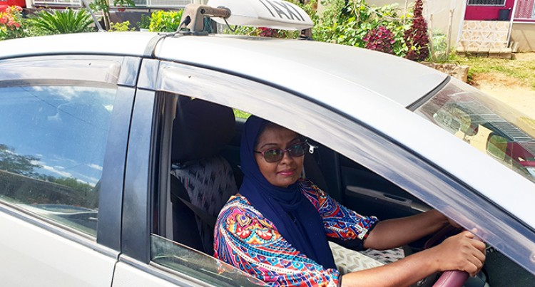 Respect Female Taxi Drivers: Ali