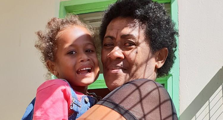 Rogo Believes Her Faith Saved Granddaughter