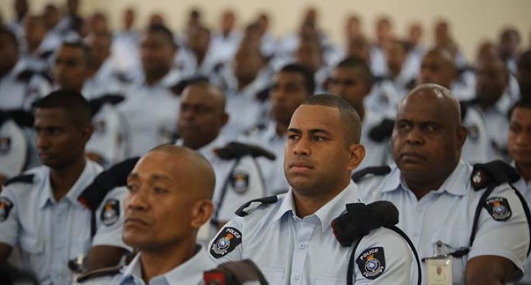 Serving Special Constables Undergo Basic Recruits Training